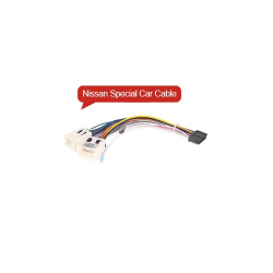Erisin Nissan-Cable-B1 Special Car Connect Power Cable for Nissan ES7836U