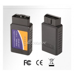Erisin ES380 ELM327 WiFi OBDII Scanner Adapter Car Diagnostic Scan Tool for iOS Android Phone