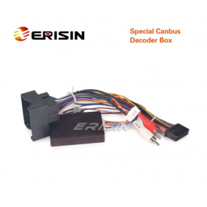 Erisin F001-KD Special Can-bus Adaptor Decoder for our Ford Car DVD Player for ES7766FB