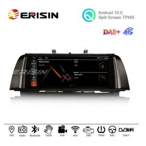 ES2635B 10.25″ Quad-Core Android 10.0 Car Multimedia Player GPS WiFi 4G TPMS DVR DAB+ for BMW 5 Series